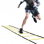 Antrenman Merdiveni 6 Metre 15 Çubuklu İdman Merdiveni-4