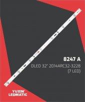 Yx 8247 A Arçelik 82 Ekran Led Bar Takımı