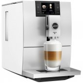 Jura Ena 8 Tam Otomatik Kahve Makinesi (Beyaz)