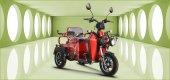 Kuba Viper 5000 (3 Tekerli Elektrikli Bisiklet)