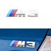 Bmw M3 3d Logo