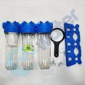 Bina Girişi Su Arıtma Sistemi - Daire Girişi Su Arıtma - Su Saati Önü Arıtma Cihazı-6