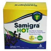 Samigra Hot Kara Mürver Ekstraktı 15 Saşe