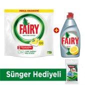 Fairy Hba 120 Yıkama + Sıvı Bul Det 430 Ml...