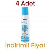 4 Adet Epila Plus Tüy Dökücü Deodorant Sprey 4 X 150 Ml
