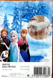 Frozen Baskılı Masa Ve Çocuk Oyun Örtüsü...