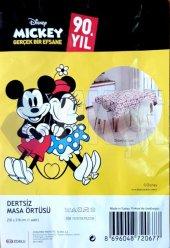 Minnie Mouse Baskılı Masa Ve Çocuk Oyun Örtüsü...