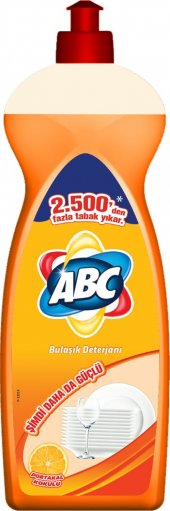 Abc Bulaşık Deterjanı Portakal Kokulu 685 Gr