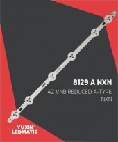 Yx 8129 Arçelik 8 Led Led Bar Takımı