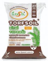Ilpasol Torfsoil Saksı Çiçek Çim Ve Dikim Toprağı 80lt