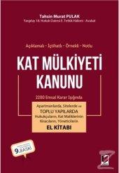 Kat Mülkiyeti Kanunu El Kitabı T. Murat Pulak