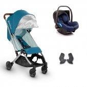 Uppababy Minu Travel Sistem Bebek Arabası Ryan