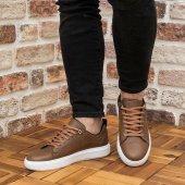 Günlük Erkek Ayakkabı Taba Cc306