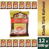 Türk Kahvesi 100 Gram 12 Adetli