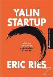 Yalın Startup Eric Ries