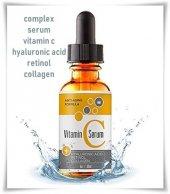 Complex Serum Vitamin C + Collagen + Hyaluronic...