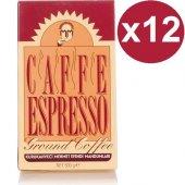 Mehmet Efendi Espresso Kahve 500 Gr X 12 Adet (Koli)