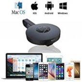 Chromecast G2 6 Ultra 4k Destekli Görüntü Ve...