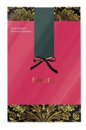 Faberlic Yeşil Koyu Renkli Külotlu Çorap L...