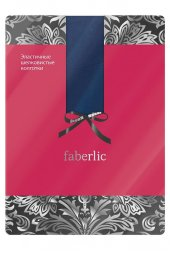 Faberlic Lacivert Esnek Külotlu Çorap S 82767