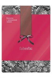 Faberlic Bronz Rengi Düşük Bel Külotlu Çorap L...