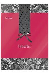 Faberlic Gri Renkli Siyah Puantiyeli Külotlu...
