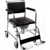 Katlanabilir Duş Tekerlekli Sandalye