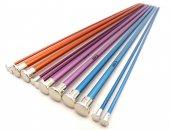 Ercü Renkli Metal Örgü Şişi 3,5 Mm