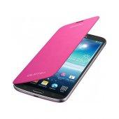 Samsung İ9200 Galaxy Mega Flip Cover Orjinal Kılıf Pembe Ef Fı920bpegww
