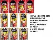 Nescafe 100lü Set