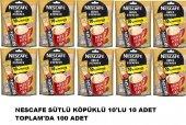 Nescafe 3 In 1 Sütlü Köpüklü 10lu Eko Paket X 10 Adet