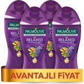Palmolive Duş Jeli Aroma Sensation So Relaxed 500 Ml X 4 Adet