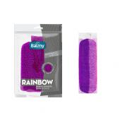 Balmy Naturel Rainbow Çift Taraflı Banyo Süngeri