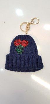 Anahtarlık Şapka Figürlü