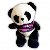 Peluş Elbiseli Panda Oyuncak 20cm