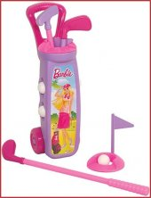Barbie Golf Seti Oyuncak