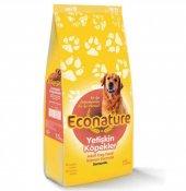 Econature Somonlu Yetişkin Köpek Maması 15kg