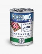 Bosphorus Tahılsız Konserve Kuzu Etli Köpek Maması 6'lı (6 x 415 gr)