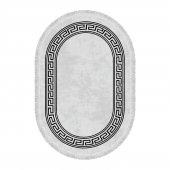 Decoling İpek 2150 Dekoratif Oval Halı