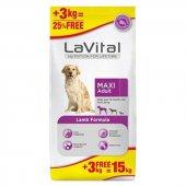 Lavital Dog Maxi Adult Lamb Kuzulu Köpek Maması...