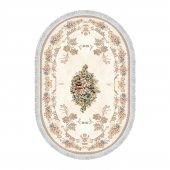 Decoling İpek 1816 Dekoratif Oval Halı
