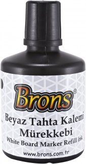 Brons Tahta Kalemi Mürekkebi 3 Lü Paket Siyah