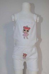 Kız Çocuk Lol Bebek Desenli İç Çamaşır Takımı-3