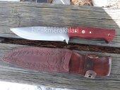 Ahşap Sap 30cm Av Bıçağı 4116 Çelik