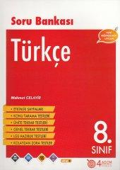 4 Adım 8.sınıf Türkçe Soru Bankası (2020)