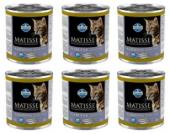Matisse Cat Sardalya Balıklı Kedi Konservesi 6 Adet X 300 Gr