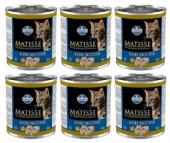 Matisse Cat Mousse Tuna Balıklı Kedi Konservesi 6 Adet X 300 Gr