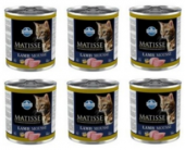 Matisse Cat Kuzulu Kedi Konservesi 6 Adet X 300 Gr