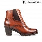 Riccardo Colli Z-7046 100  Deri Bayan Bot