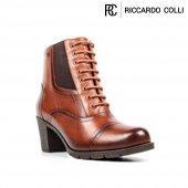 Riccardo Colli Z-7046 100  Deri Bayan Bot-3